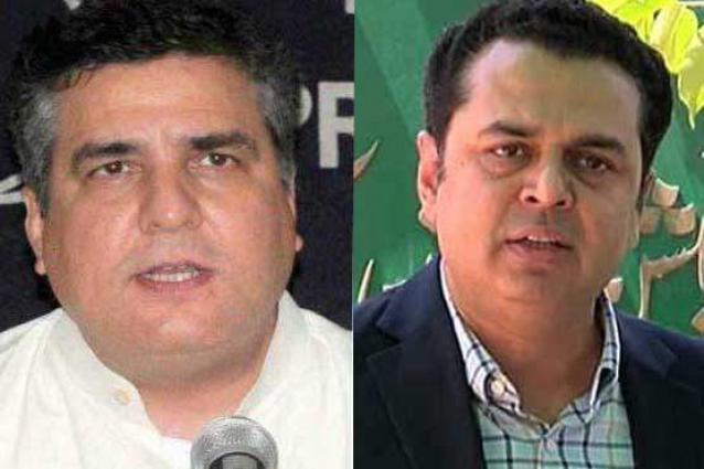 Imran Khan misleading nation by twisting facts: PML-N leaders