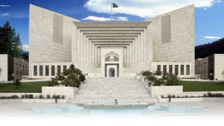 Sharif family files application seeking SC permission to change