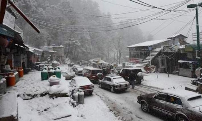 Action against illegal constructions starts in Murree