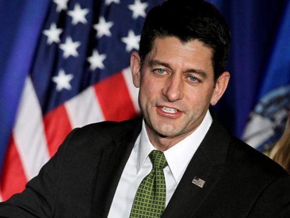 Paul Ryan re-elected as US House Speaker