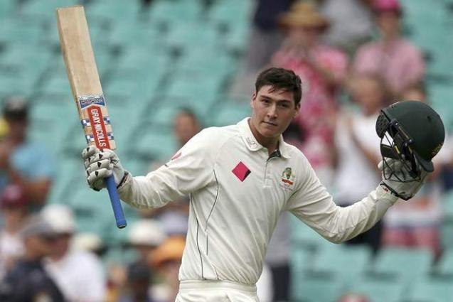 Australia 454-4 at lunch in Pakistan Test