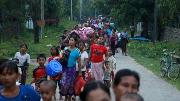 Myanmar commission denies abuses against Rohingya