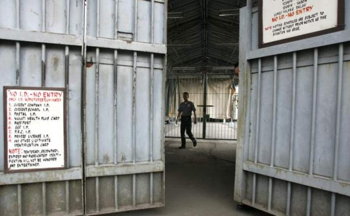 More than 150 inmates escape in Philippine jail raid