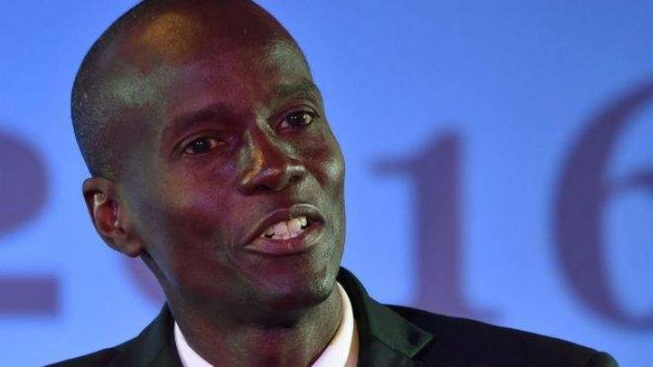Jovenel Moise confirmed as Haiti's new president: official