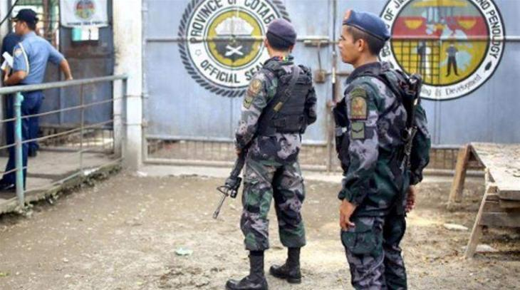 More than 150 inmates escape in Philippine jail raid