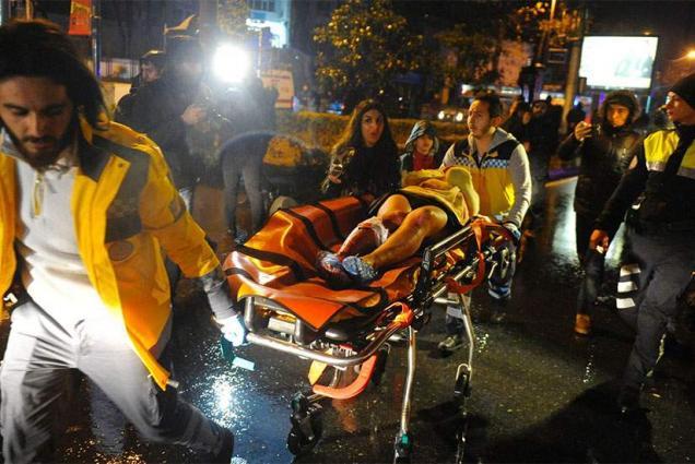 Istanbul nightclub attack aimed to 'polarise' Turkish society: