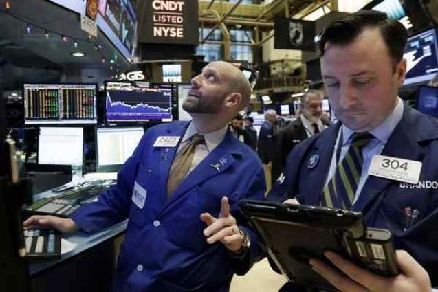 US stocks begin 2017 with gains