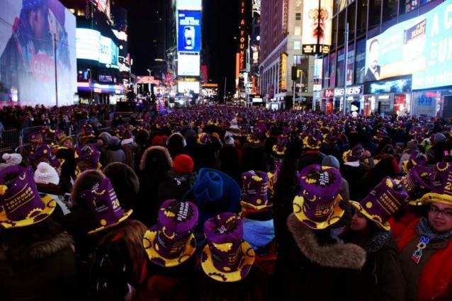 New York thieves net $6 mn in jewelry on New Year's Eve