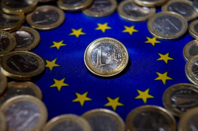 Eurozone economy hits near 6-year high: survey