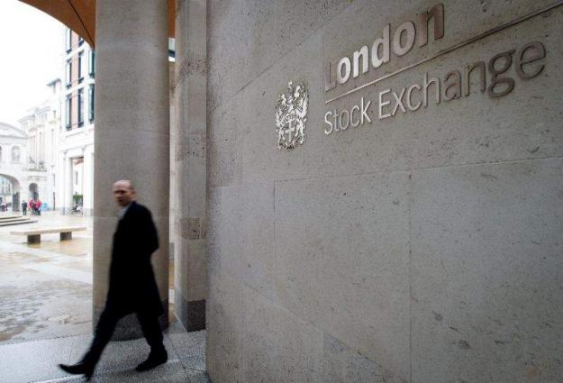 Global stocks mostly rise as London hits record