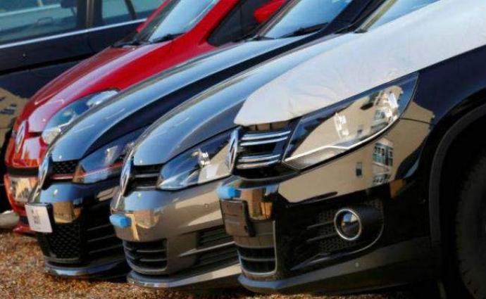 2016 saw best German car sales this decade