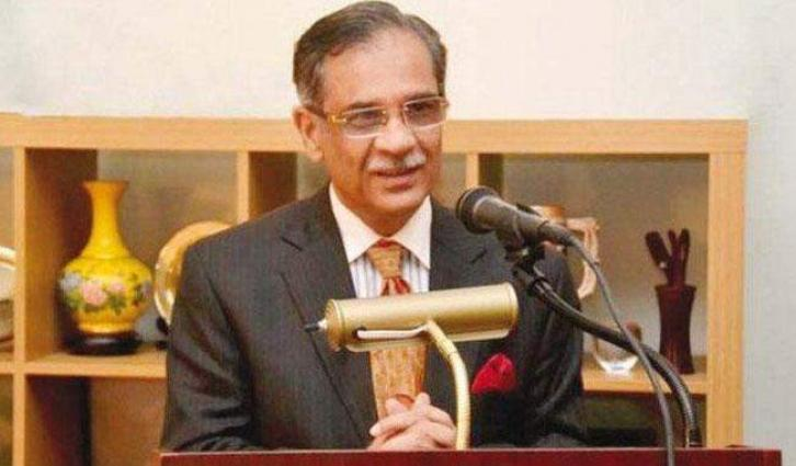 CJP takes notice of torture on minor maid servant working in judicial officer's house, calls report from Registrar IHC