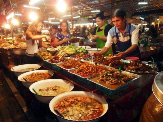 Sale of fried food items on rise