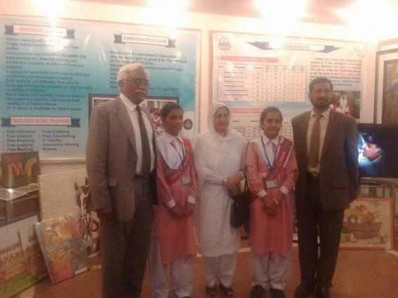 PDS&CEA bring laurels in various competitions