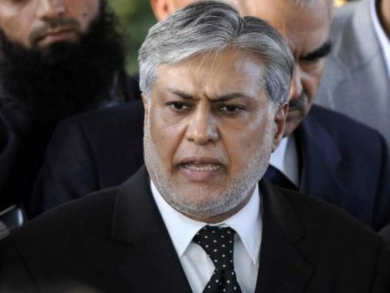 US Ambassador pays courtesy call on Ishaq Dar