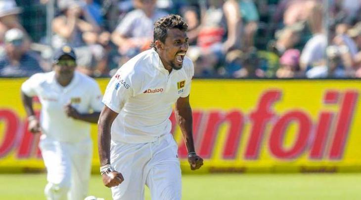 Cricket: South Africa v Sri Lanka scores