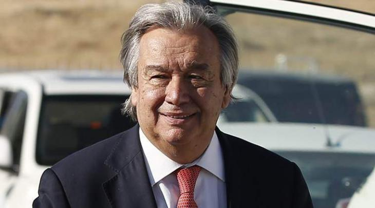 Guterres to open file of Indian spy to Pakistan