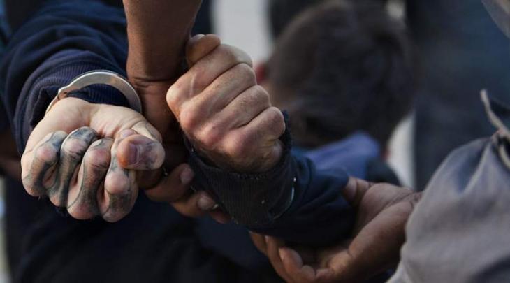 3 fake police officals arrested