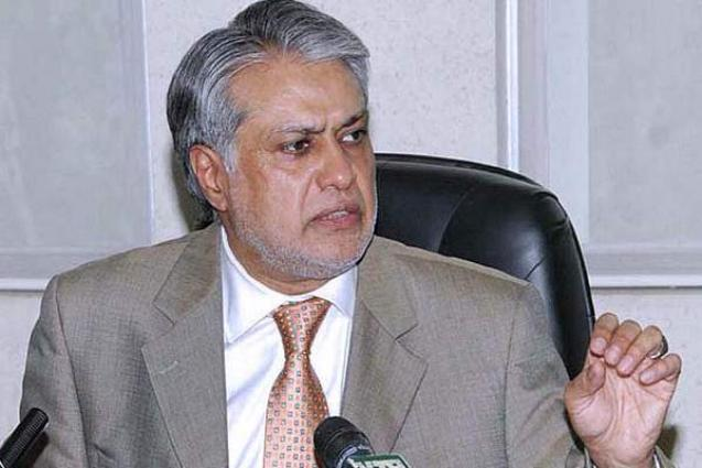 Ishaq Dar for further strengthening relationship with UK