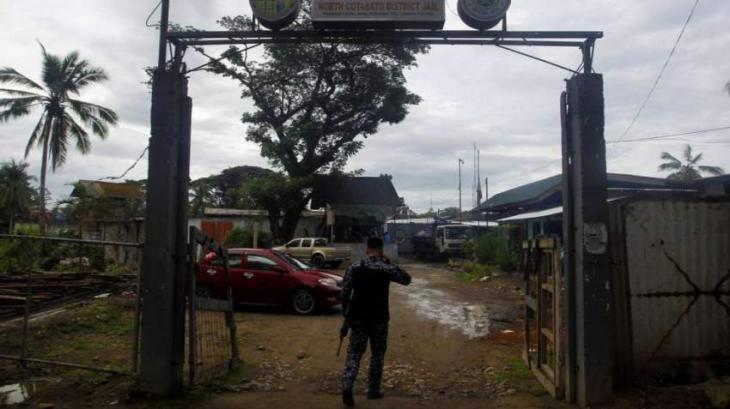 110 inmates on run after Philippines' biggest jailbreak