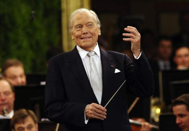 French maestro conductor Georges Pretre dies at 92