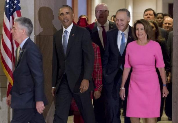 Obama, Team Trump in health care showdown
