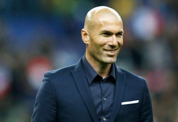 Football: Rodriguez caps perfect year for Zidane's Real