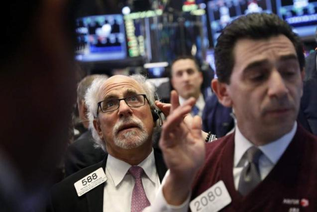 US stocks gain as Fed mulls faster rate hikes