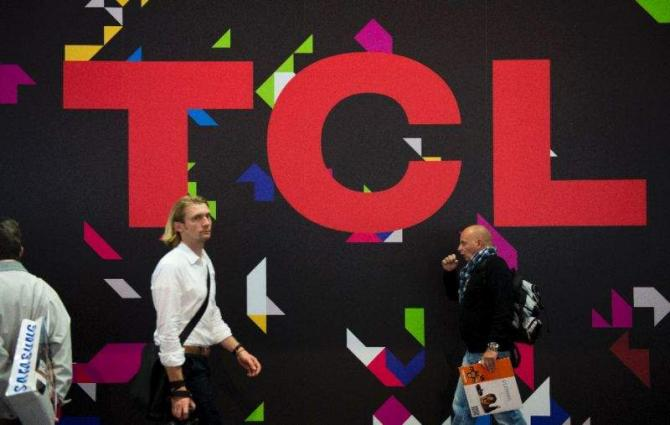 China's TCL out to revive BlackBerry smartphones