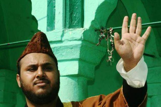 Qazi Yasir condemns re-arrest of party activist Barkati