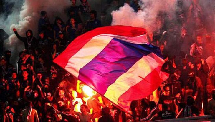 Football: Thai FA fined $30,000 over stadium flares