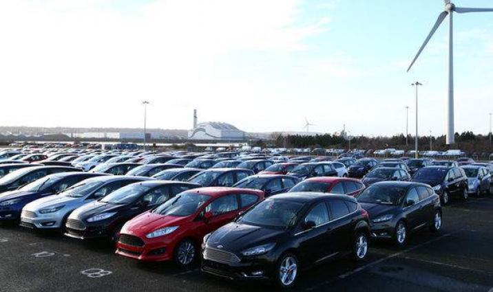 UK car sales hit annual high before bumpy 2017: data