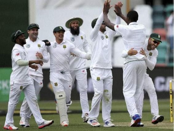 Cricket: South Africa beat Sri Lanka to win Test series
