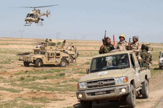 Iraq forces launch operation to retake western area