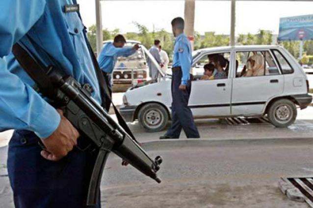 Islamabad Police conduct 246 search operations in 2016