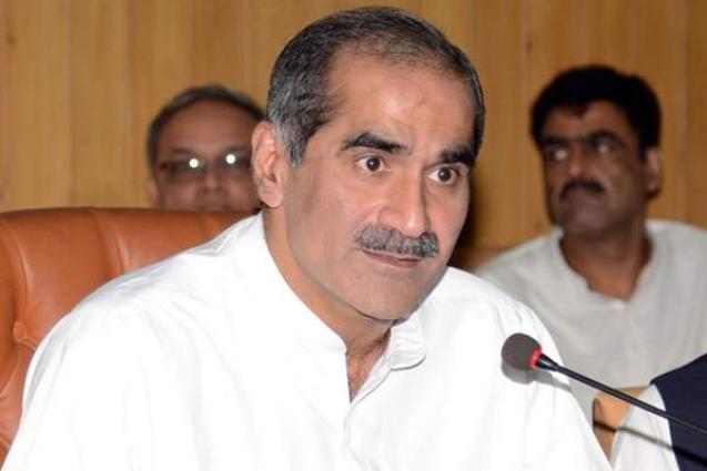 Karachi Circular Railway project included in CPEC: Saad Rafique