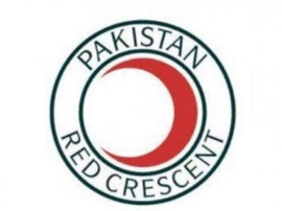 PRC distributes relief packages