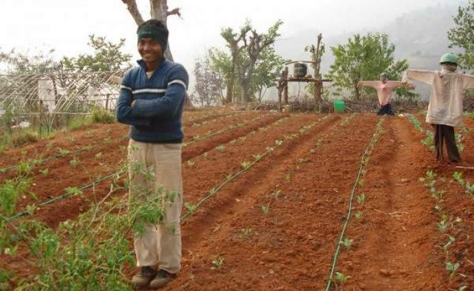 Awareness workshop about drip irrigation system held