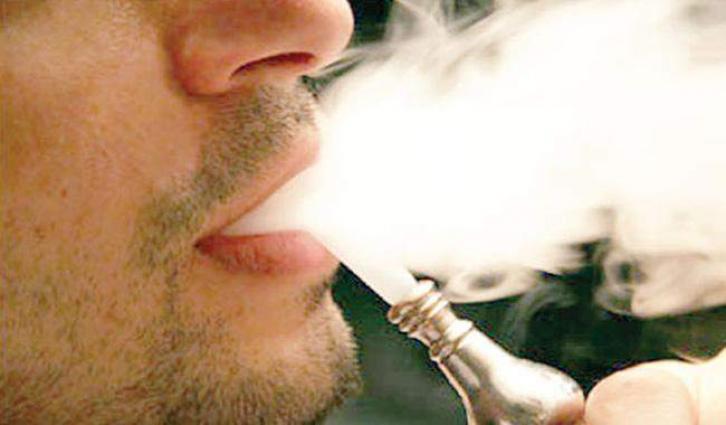 Hookah, sheesha smoking banned in public places