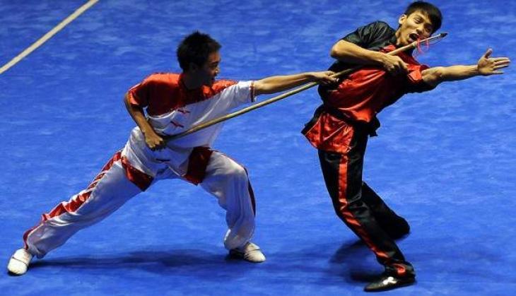 BZU team wins Inter-collegiate girls Wushu championship
