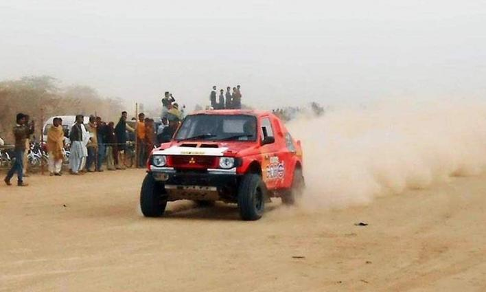 Route inspection for 12th desert jeep rally on Jan 21