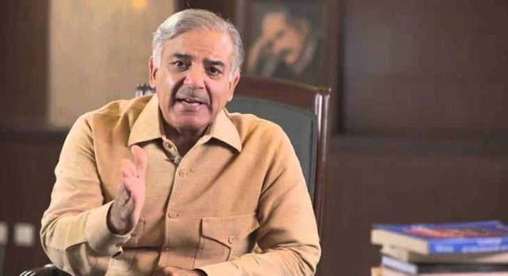 Corps Commander Lahore calls on Shehbaz Sharif
