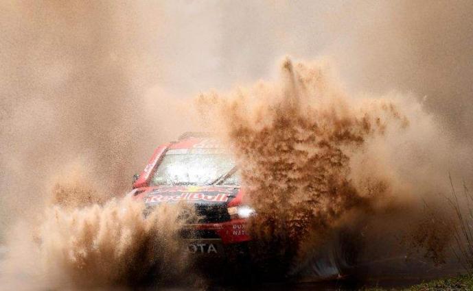 Rallying: Qatar's Al Attiyah pulls out of Dakar Rally
