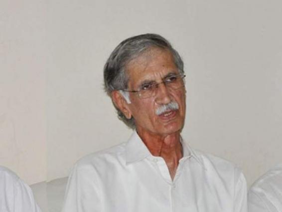 CM Advisor briefed on performance of Ehtisab Commission