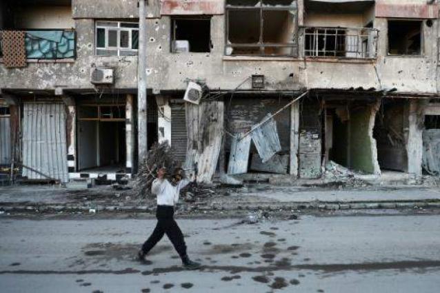 Car bomb in Syria coastal regime bastion kills 14: monitor
