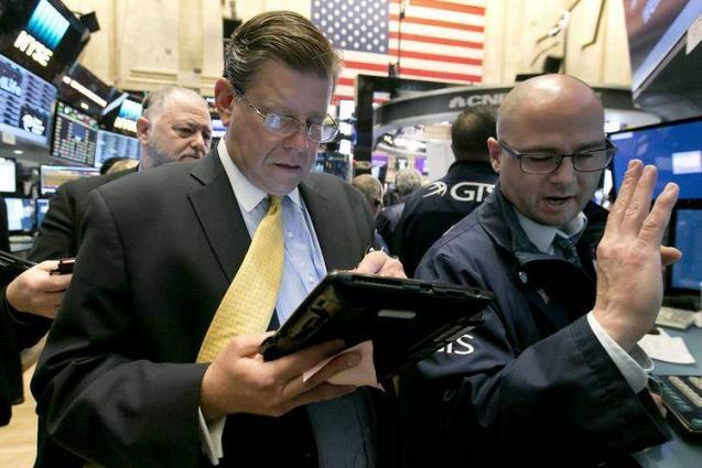 Retail shares fall on weak Macy's, Kohl's sales; Nasdaq up