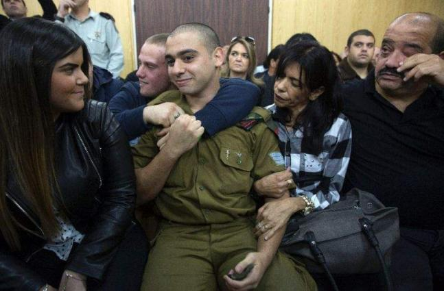 Arrests after threats over Israeli soldier's conviction