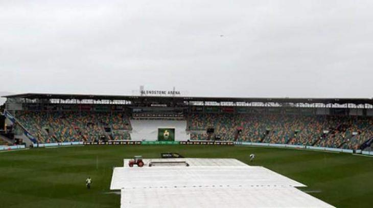 Rain prevents start to day four in Australia-Pakistan Test