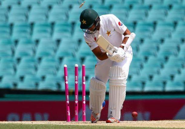 Pakistan all out for 315, trail Australia by 223