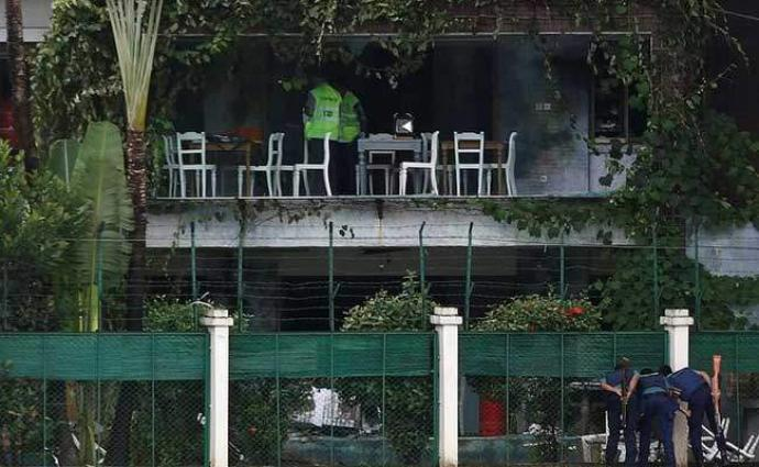 'Mastermind' of Bangladesh cafe siege killed: police